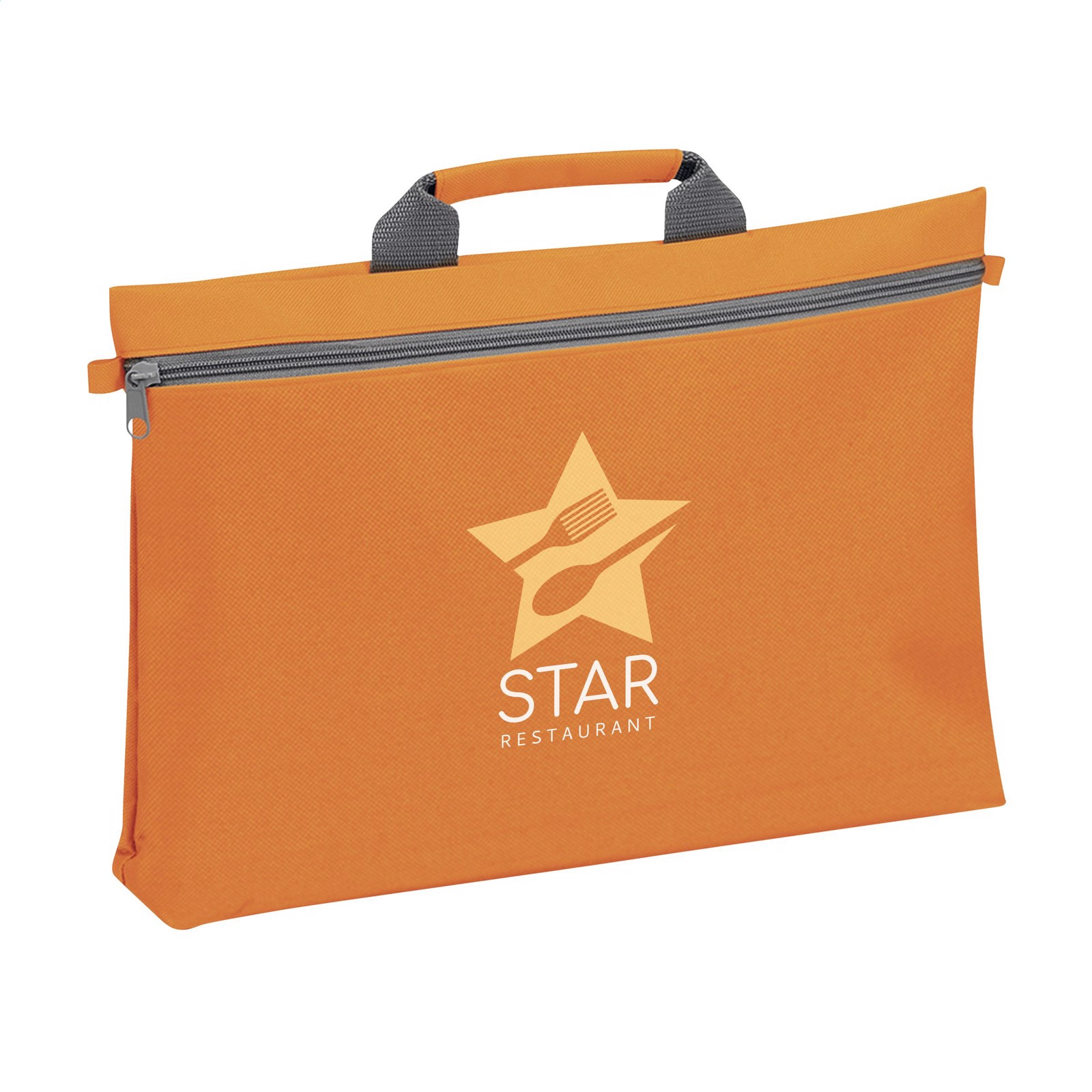 DocuTravel document bag - Orange