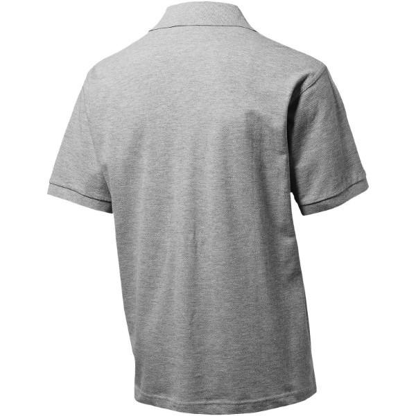 Forehand short sleeve men's polo - Sport Grey / XXL