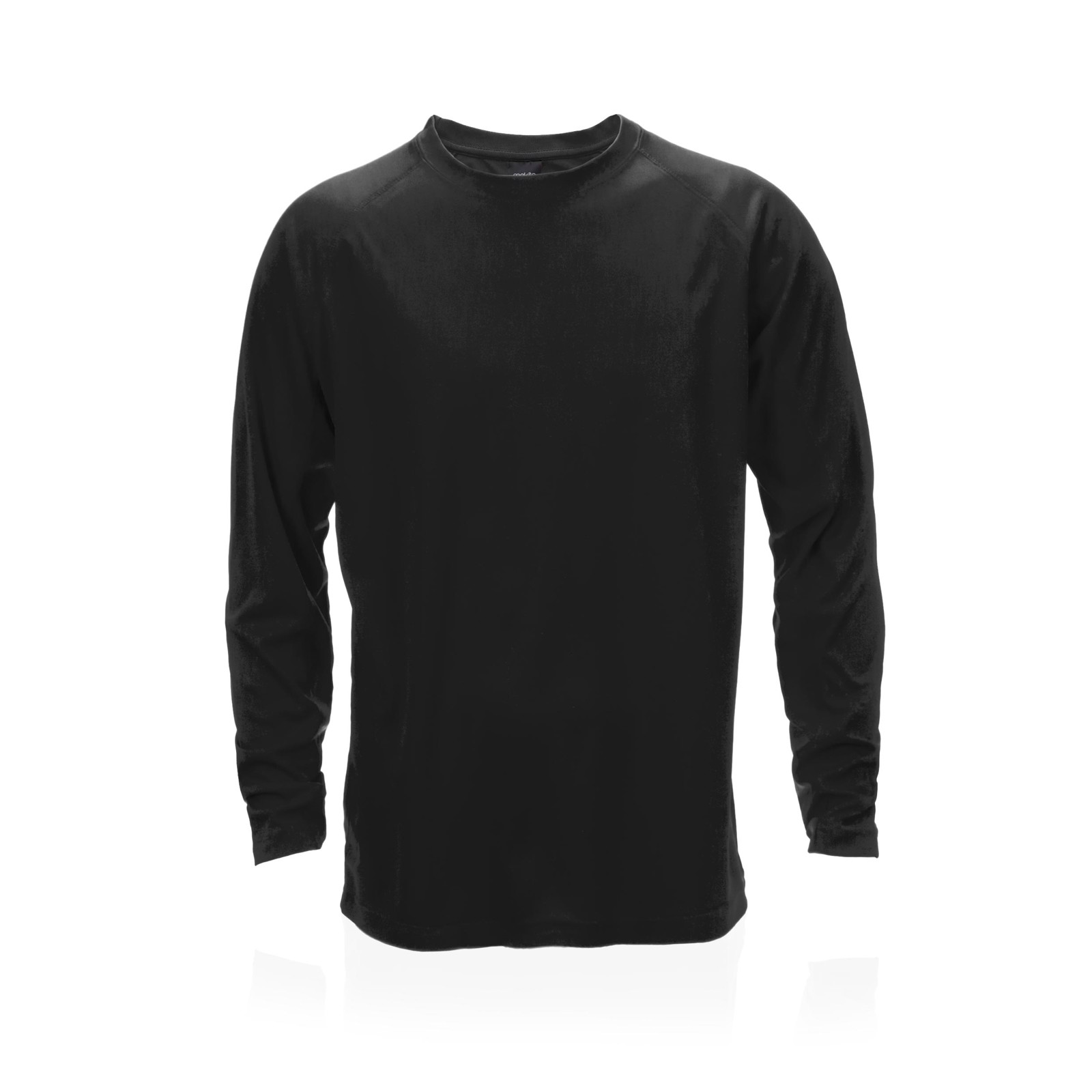 Camiseta Adulto Tecnik Maik - Negro / M