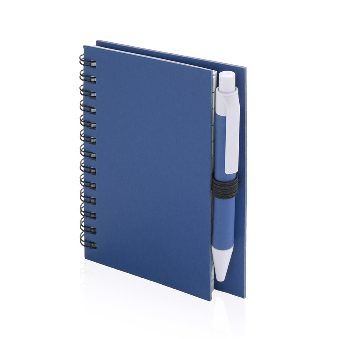 Caderno Pilaf - Azul