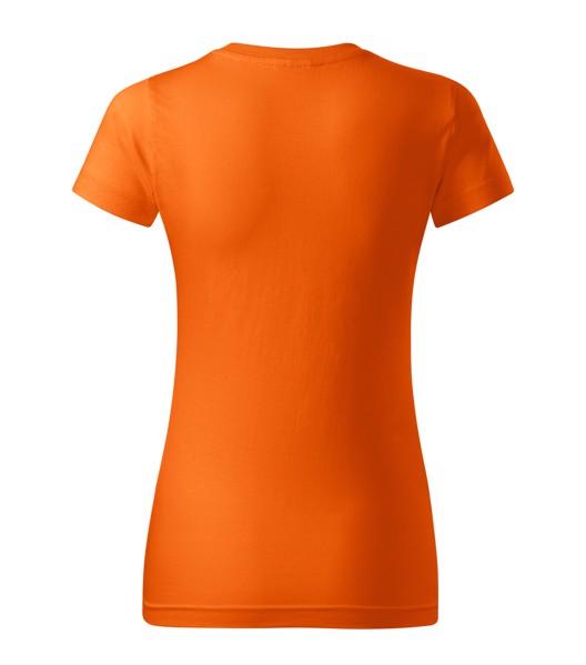Tričko dámské Malfini Basic Free - Oranžová / 2XL
