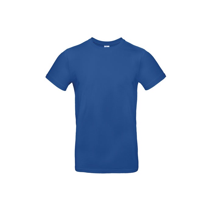 T-shirt male 185 g/m² #E190 T-Shirt - Royal Blue / 4XL