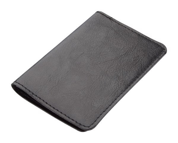 Card Holder Twelve - Black