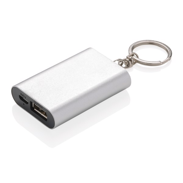 Powerbank llavero 1.000 mAh