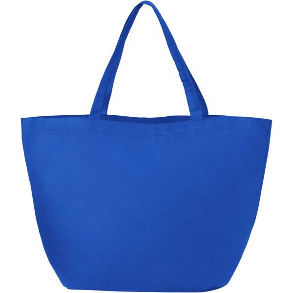 Netkaná nákupní taška Maryville - Světle modrá