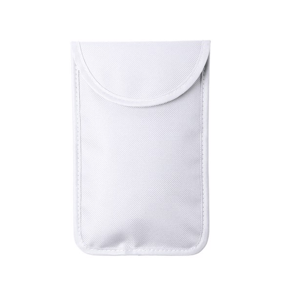 Protector Pouch Hismal - White
