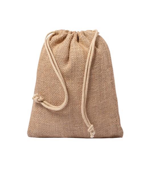 Jute Gift Bag Lesky - Natural