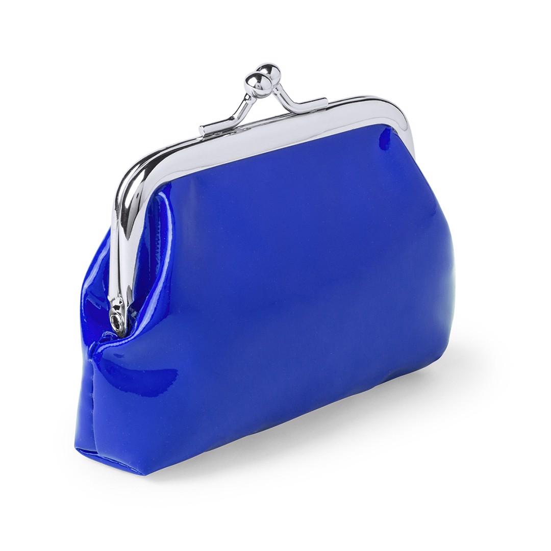 Monedero Zirplan - Azul