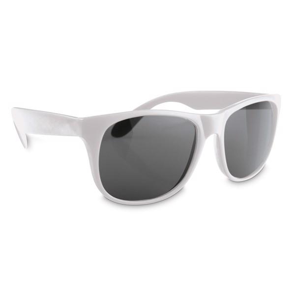 ELTON. Sunglasses - White