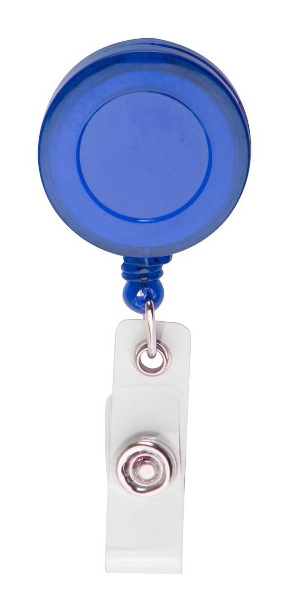 Pass Holder Slope - Albastru
