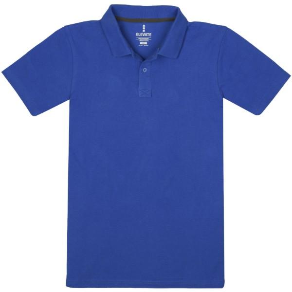 Polo manches courtes pour hommes Primus - Bleu / 3XL