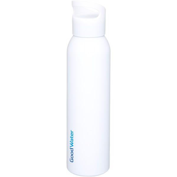 Sky 650 ml sport bottle - White