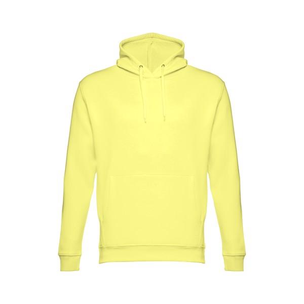 THC PHOENIX. Unisex hooded sweatshirt - Lime Yellow / XS