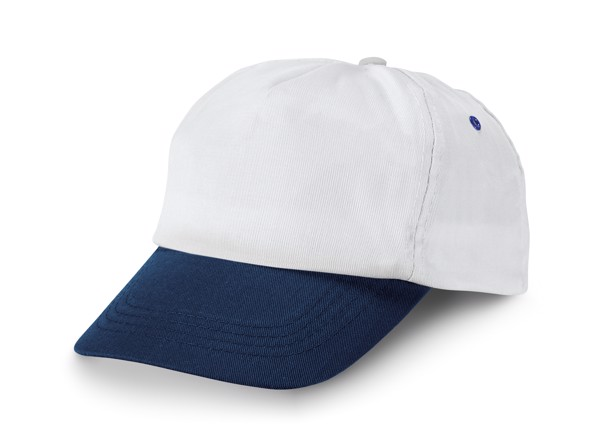 STEFANO. Cap - Navy Blue