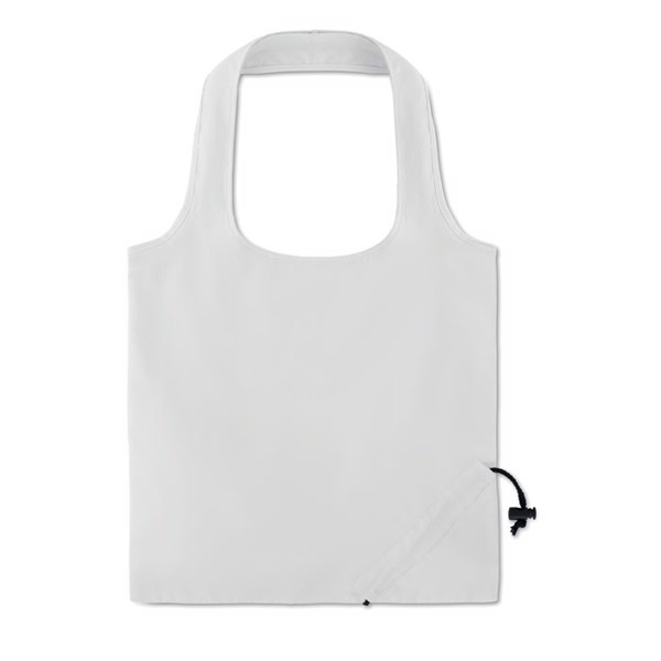 Foldable cotton bag Fresa Soft - White