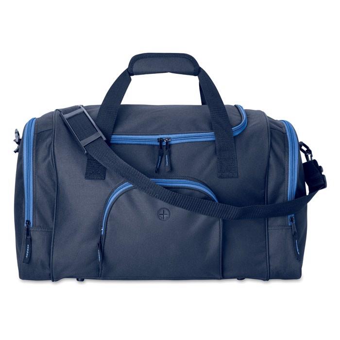 Sports bag in 600D Leis - Blue