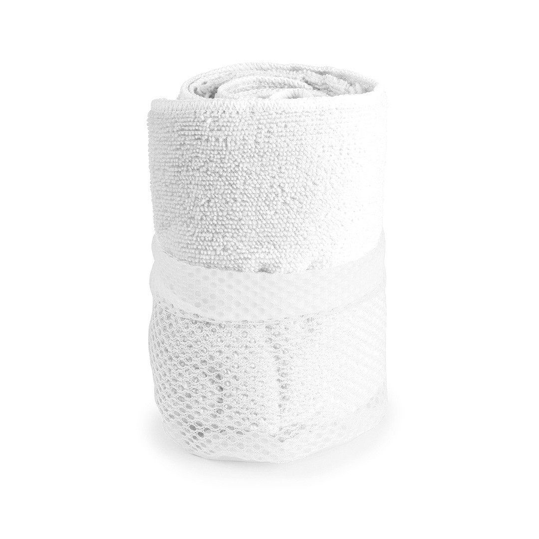 Absorbent Towel Gymnasio - White