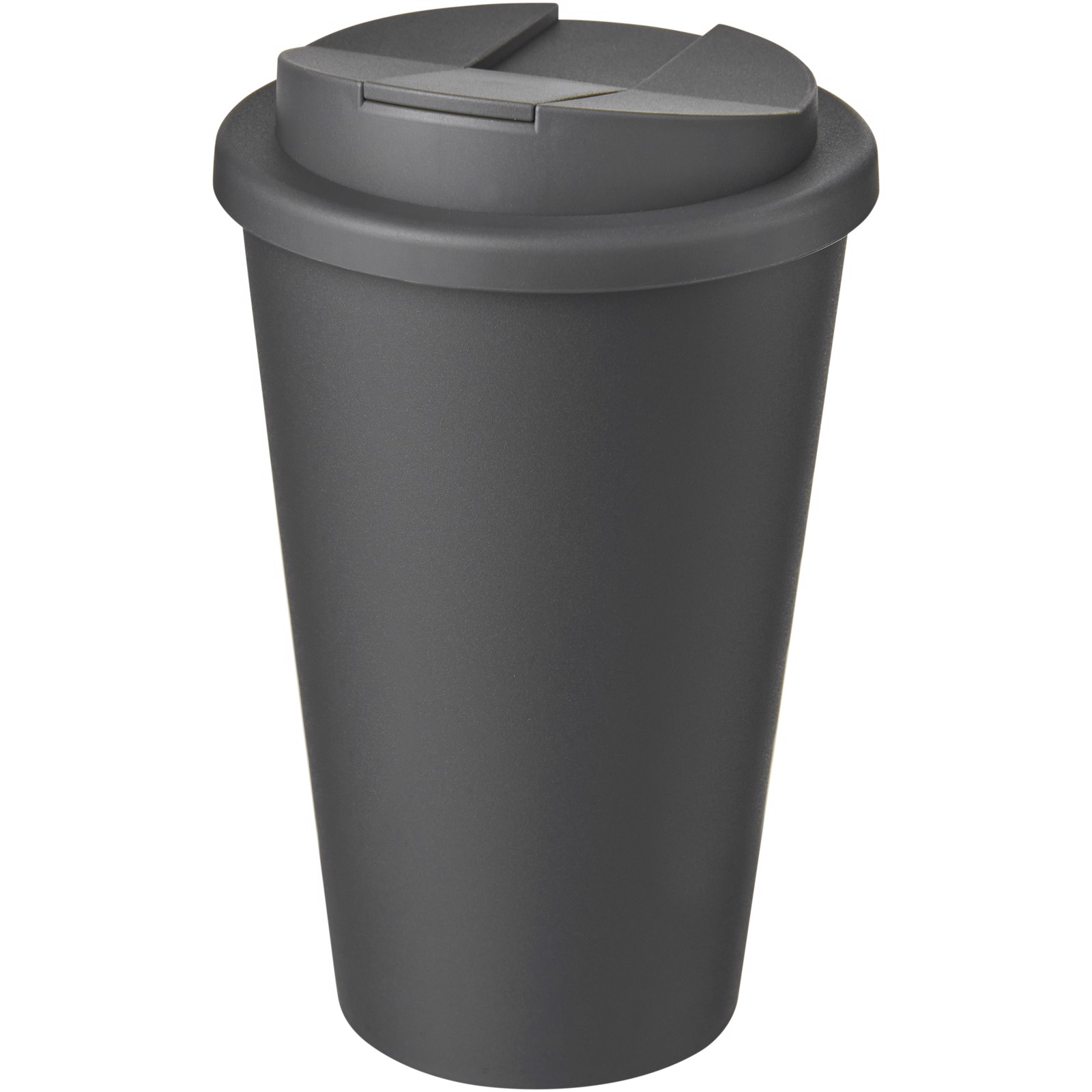 Americano® 350 ml tumbler with spill-proof lid - Grey