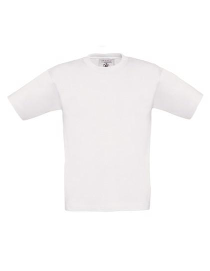 T-Shirt Exact 150 / Kids - White / 3/4 (98/104)
