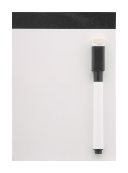 Magnetic Noteboard Yupit - Black / White