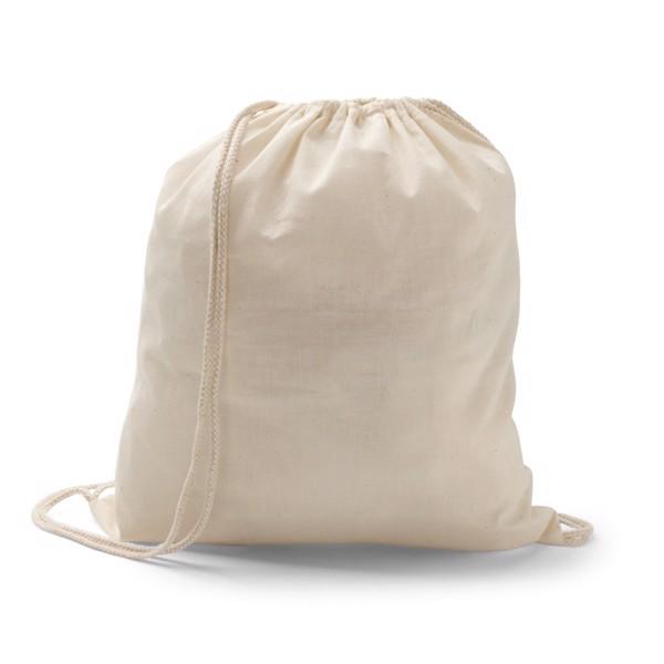 HANOVER. Mochila 100% algodón