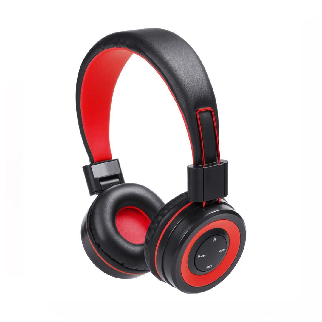 Auriculares Tresor - Rojo