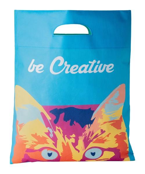Custom Non-Woven Shopping Bag SuboShop Zero - White