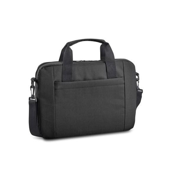 METZ. Taška na notebook - Černá