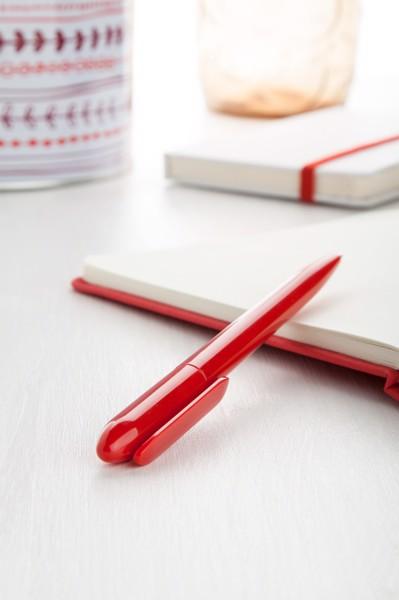 Kuličkové Pero Every - Červená