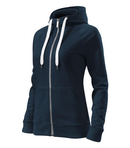 Sweatshirt Ladies Malfinipremium Voyage - Navy Blue / 2XL