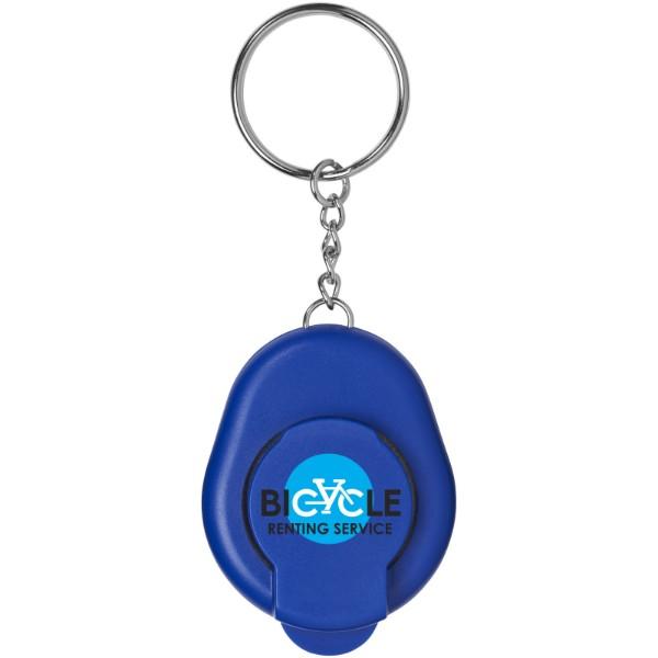 Cappi bottle opener key chain - Royal blue