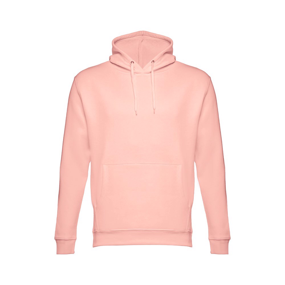 THC PHOENIX. Unisex hooded sweatshirt - Salmon / XL