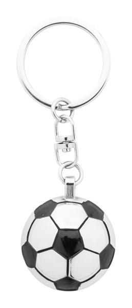 Přívěšek Na Klíče SemiBall - Stříbrná