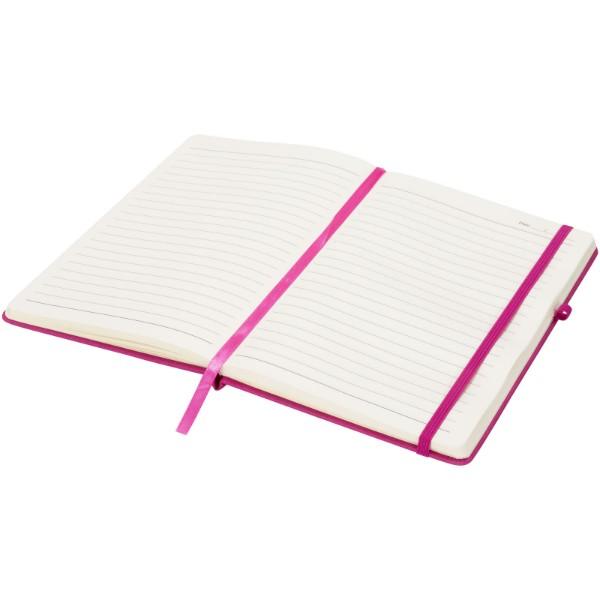 Rivista medium notebook - Magenta