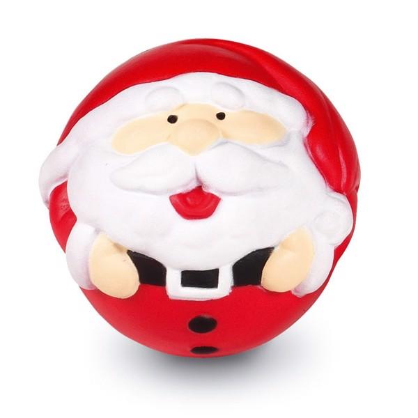 Antistres žoga z božičkom Sanlax