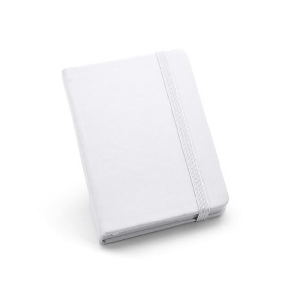 MEYER. Pocket sized notepad - White