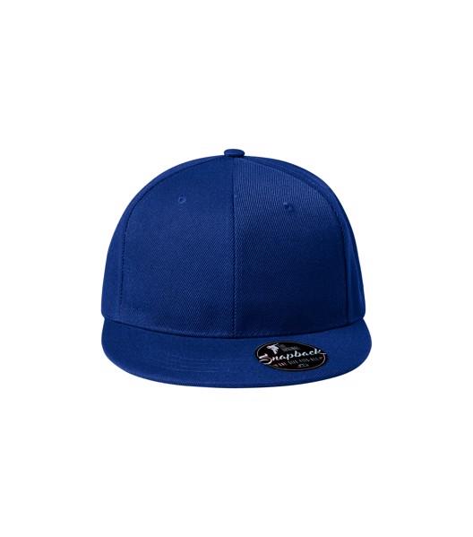Čepice unisex Malfini Rap 6P - Královská Modrá / nastavitelná