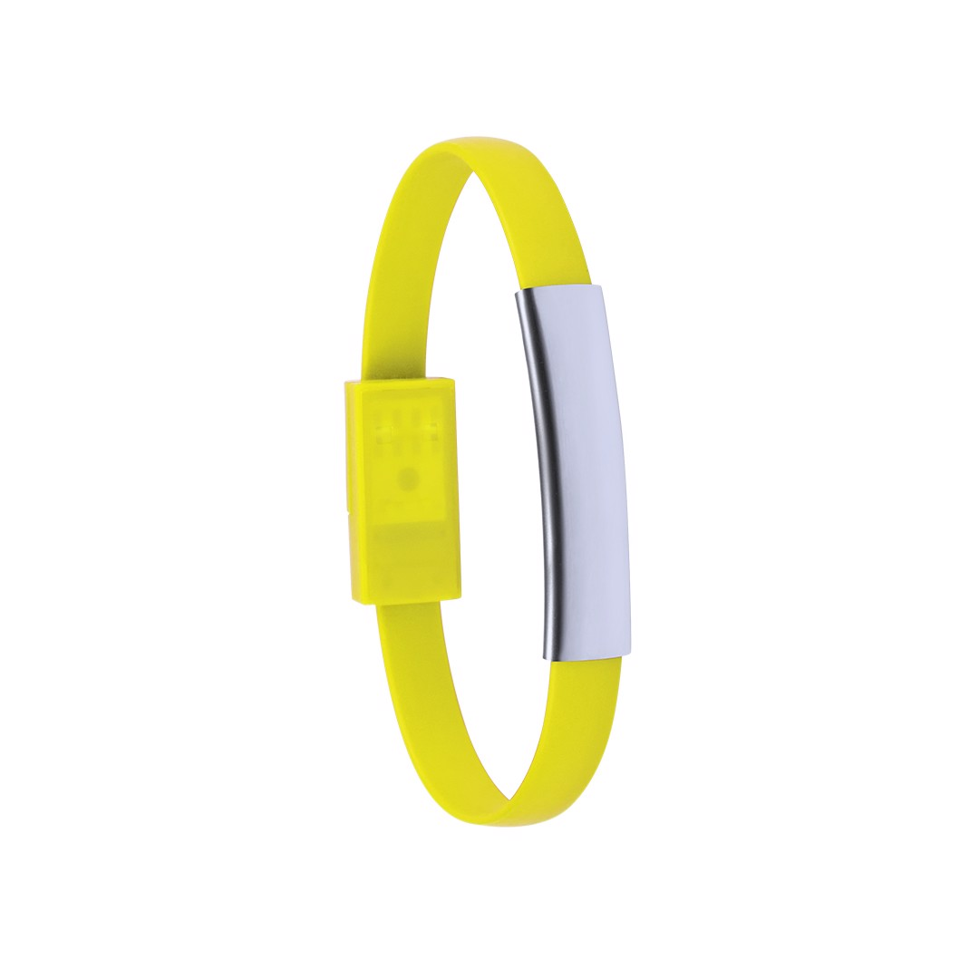 Bracelet Charger Ceyban - Yellow
