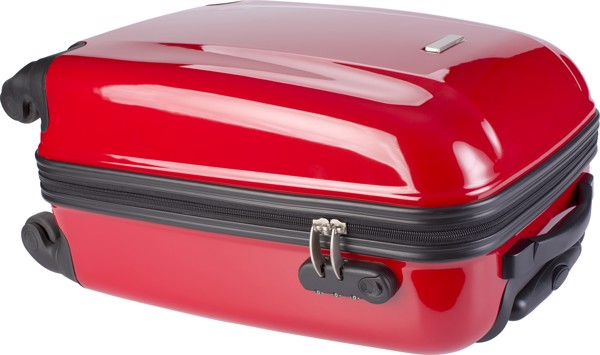 PC and ABS trolley - Red
