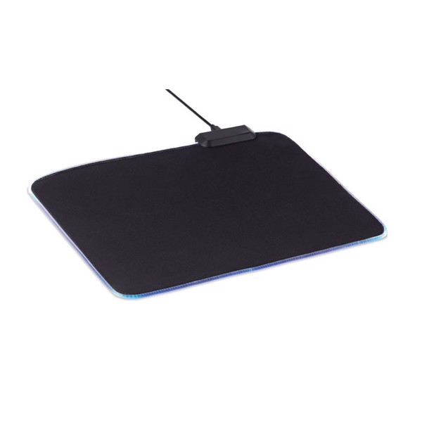 Wired mousepad with light Blackmaat