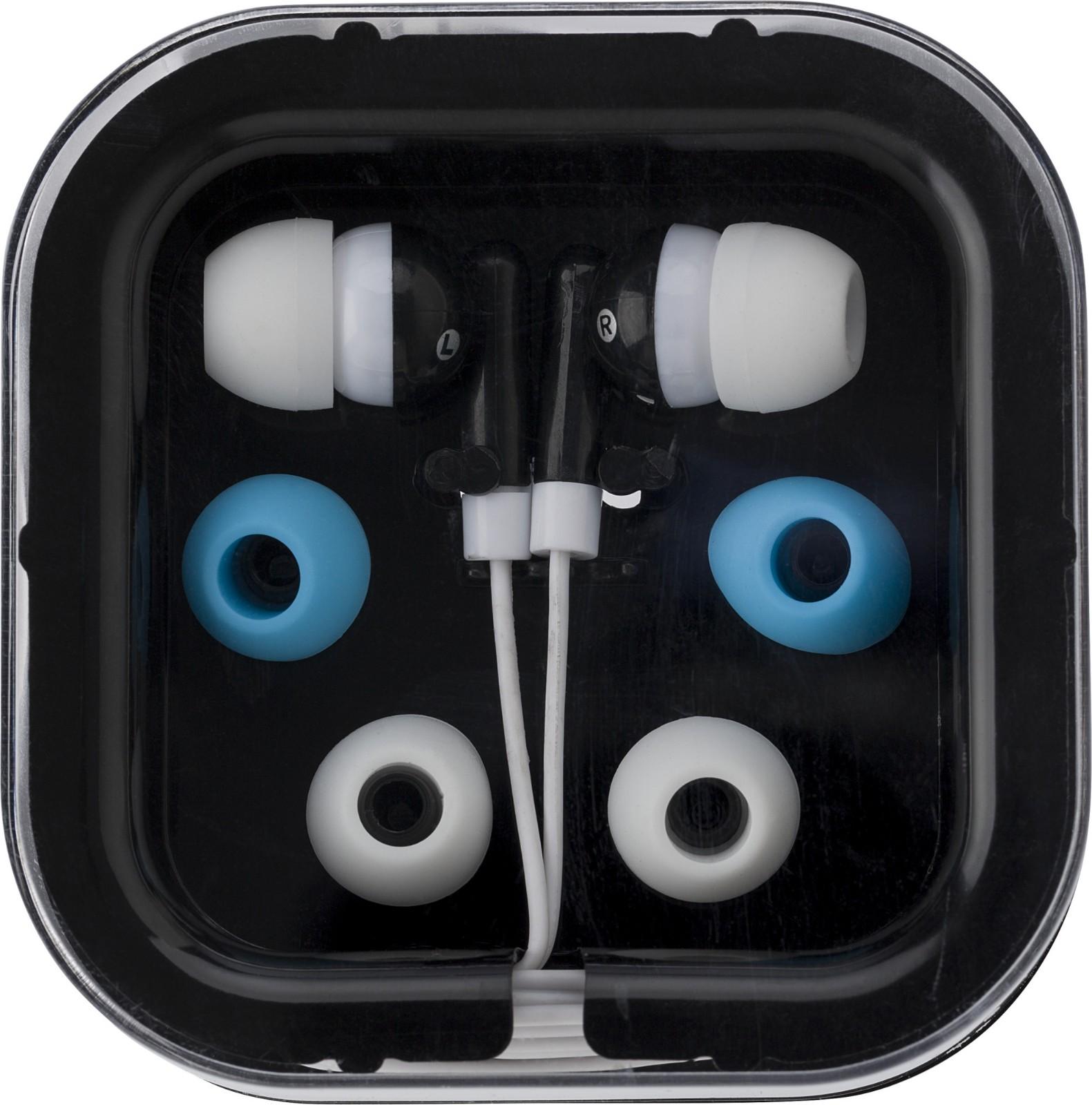 Kopfhörer 'Universal' aus Kunststoff/Metall - Black