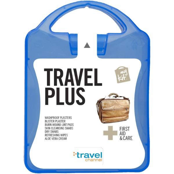 Cestovní lékarnička Travel Plus - Modrá