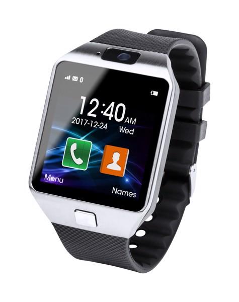 Smartwatch Harling - Schwarz
