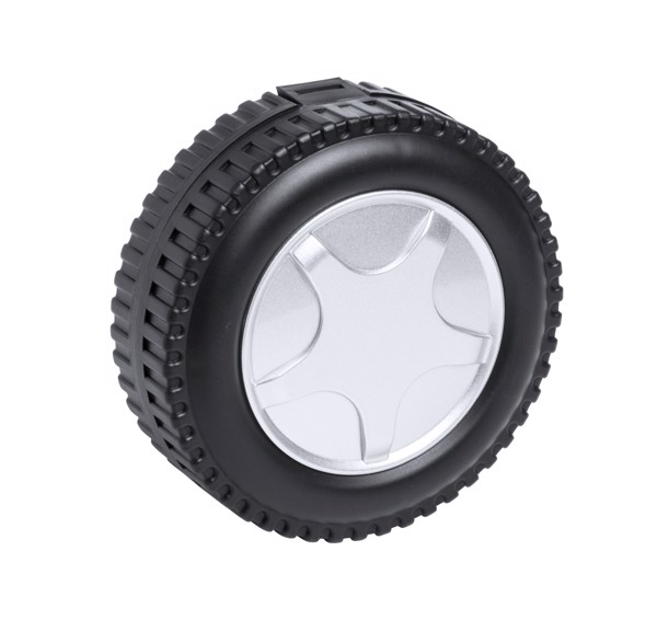 Komplet orodij Wheels - črn