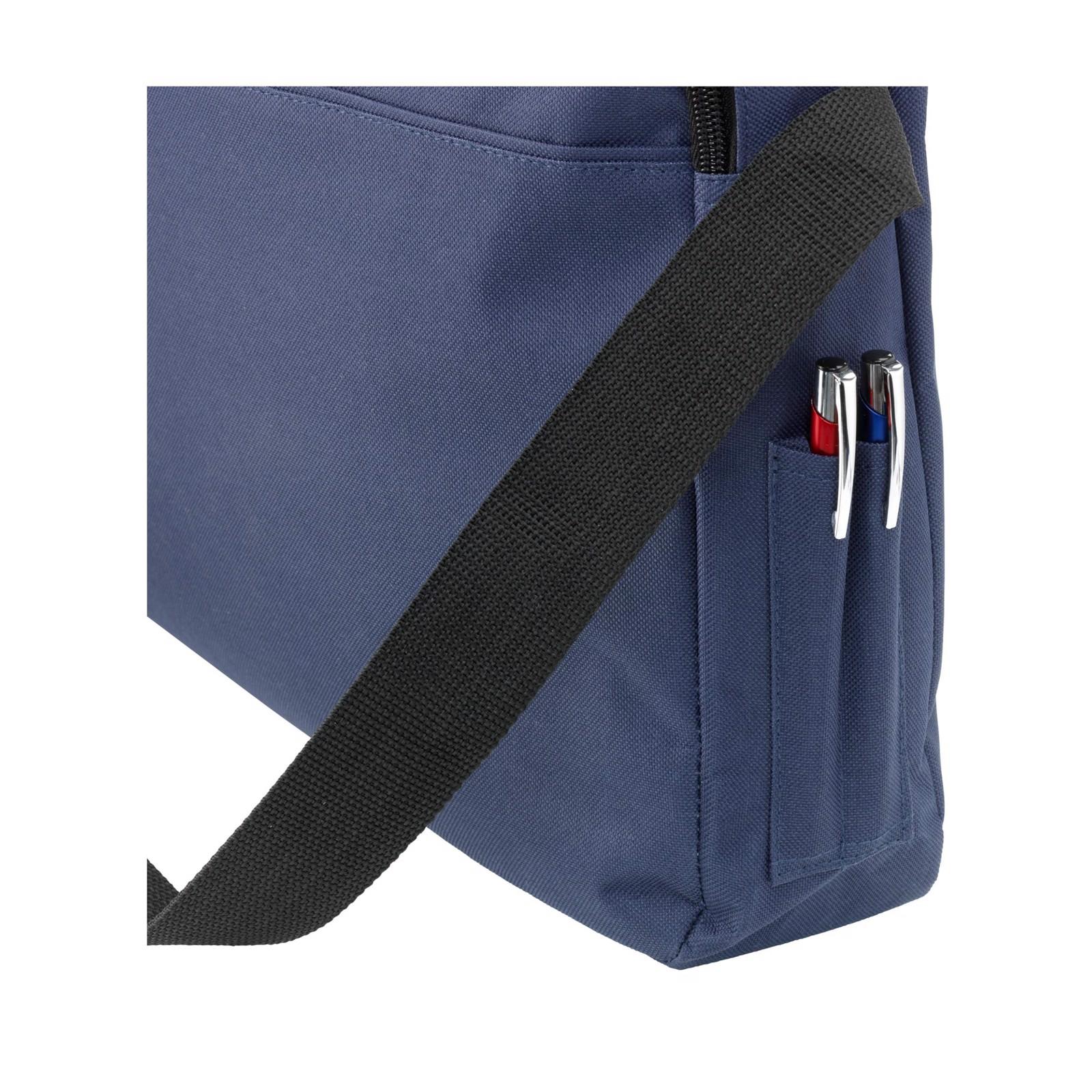 Metro document bag - Dark Blue