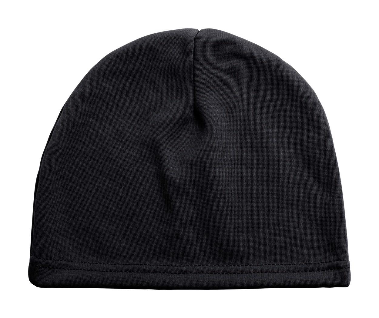 Zimní Čepice Folten - Černá
