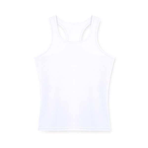 Women T-Shirt Tecnic Lemery - White / L