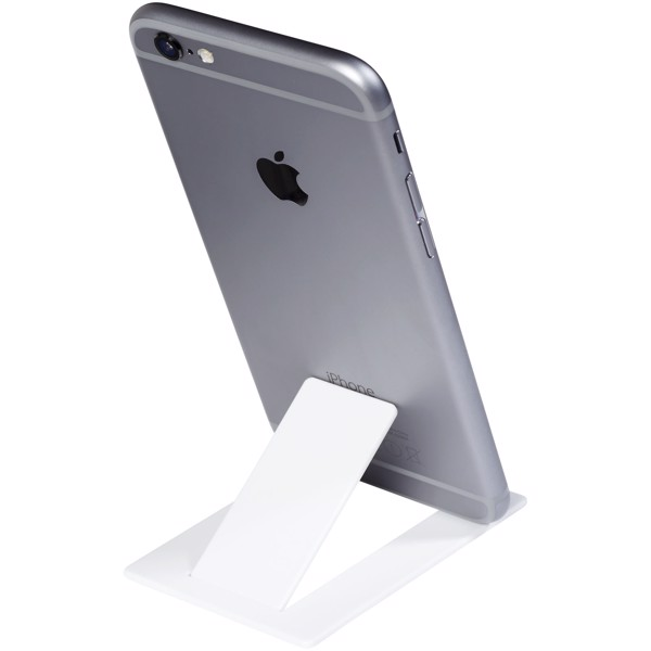 Hold foldable phone stand - White