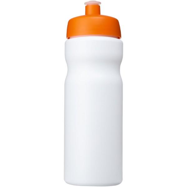 Baseline® Plus 650 ml sport bottle - White / Orange