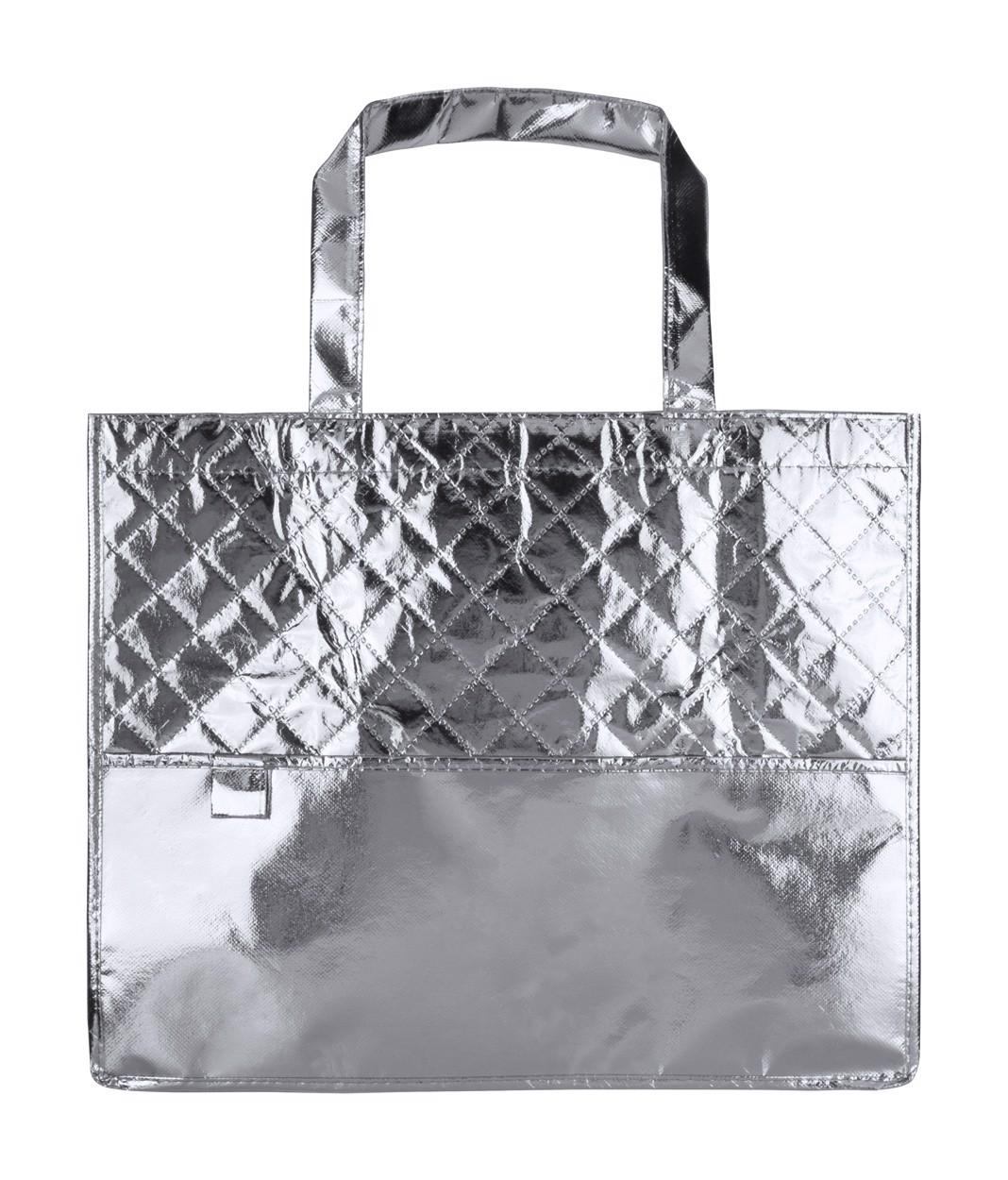 Beach Bag Mison - Silver